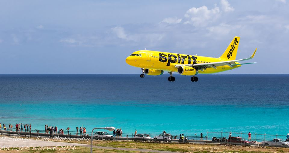 Resultado de imagen para spirit Airlines Caribe